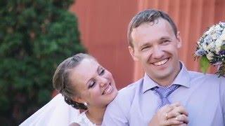 Свадебный клип Сергея и Анны (свадьба 2015)!