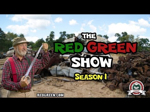"The Red Green Show Ep 1 ""The Big Outboard"" (1991 Season)"