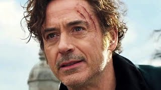 DOLITTLE Trailer (2020) Robert Downey Jr.