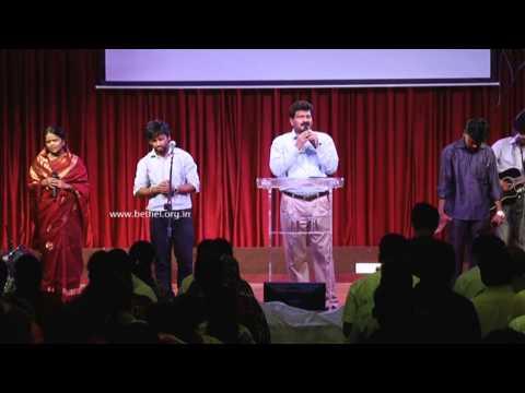 Telugu Service Worship Songs On 27th April 2014