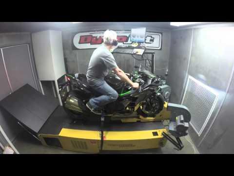 Kawasaki Ninja H2 Horsepower