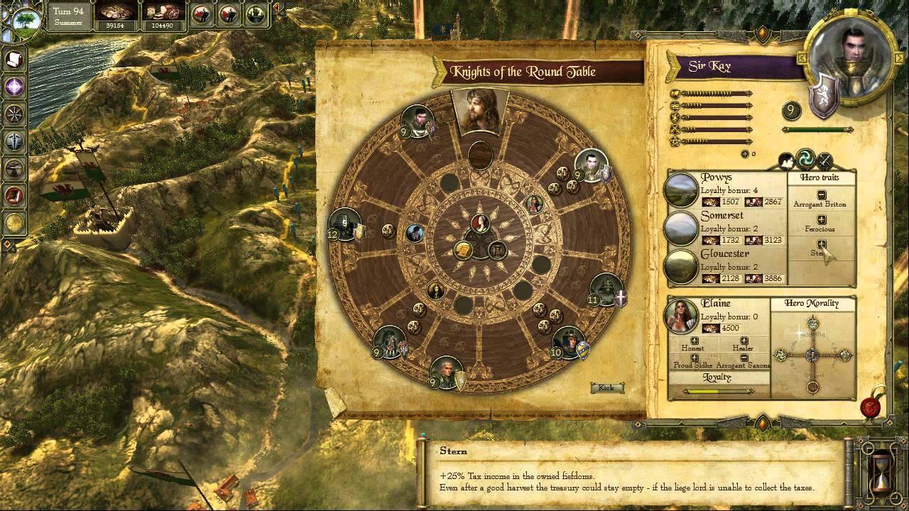 Re art diario 2 i cavalieri della tavola rotonda giochi fx youtube - Numero cavalieri tavola rotonda ...