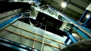 Испытания колесных дисков BMW