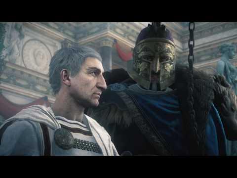 Assassin's Creed Origins - Final Boss Lucius Septimius Boss Fight #10