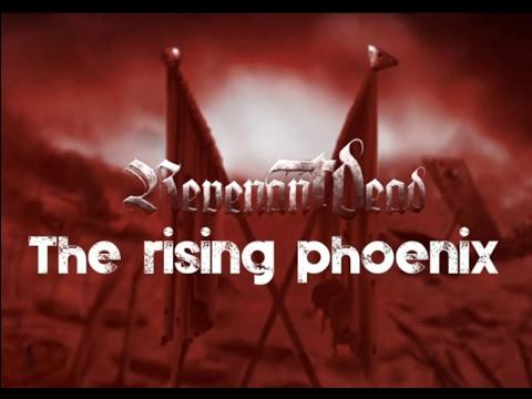 Revenant Dead - The Rising Phoenix (Official Lyric Video)