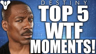 Destiny: The One Hit Kill Hawkmoon - Top 5 WTF, Epic & Funny Moments / Episode 79
