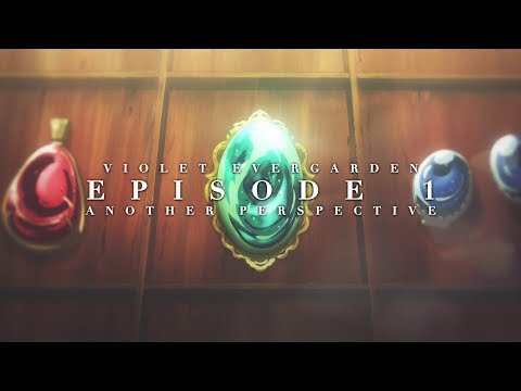 Violet Evergarden Episode 1 [FANDUB] Another Perspective