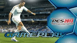 Pro Evolution Soccer 2013 GAMEPLAY PC