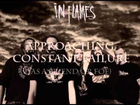 In Flames - The Chosen Pessimist [Lyrics]