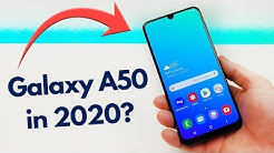Samsung Galaxy A50 in 2020 - Still Worth Buying?