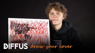 Download We made Lewis Capaldi draw his Divinely Uninspired To A Hellish Extent Album Cover | DRAW YOUR COVER Mp3 and Videos