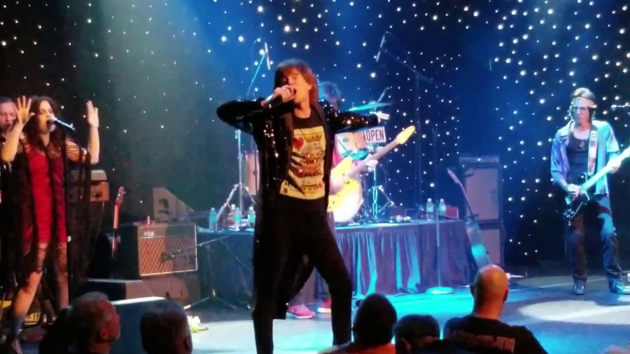 Gimme Shelter/Mick Adams and the Stones, Rolling Stones tribute band