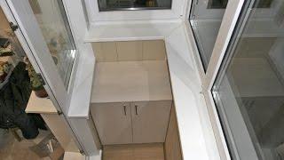 видео Остекление балконов, лоджий, квартир в домах серии