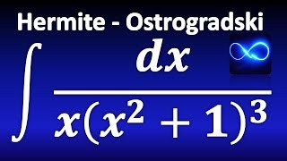 288. Integrales: Método de Hermite - Ostrogradski, paso a paso