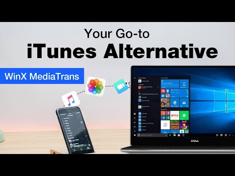 Your Go-to iTunes Alternative for Windows: WinX Mediatrans OFFICIAL Guide
