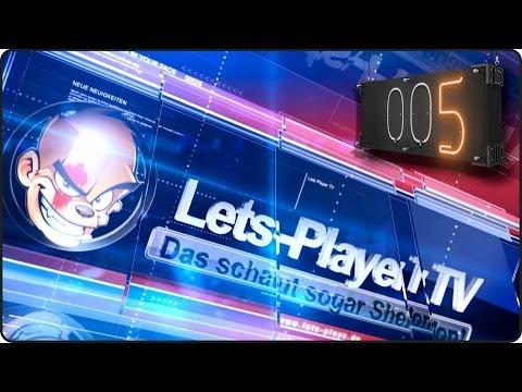 Lets-Player.TV vom 14.10 - BeHaind | Mediakraft Interview | GommeHD | YouTube