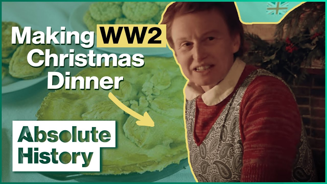 Download How Was Christmas Different During WW2? | Wartime Farm EP3 | Absolute History
