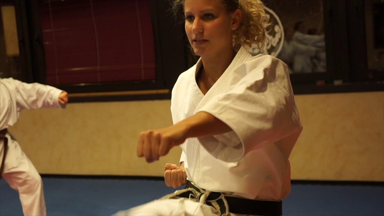 Karate Frauen