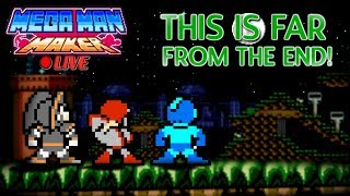 We Play Your Mega Man Maker Levels Live #68
