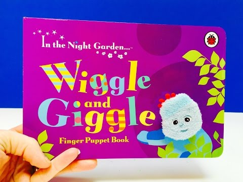 IGGLE PIGGLE Wiggle And Giggle Finger Puppet Read Along Book!