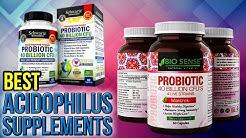 8 Best Acidophilus Supplements 2017