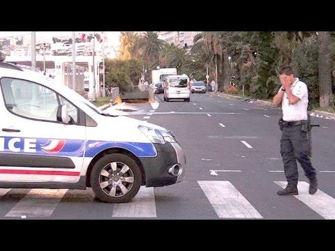Terror in Nizza: Ausnahmezustand und Staatstrauer in Frankreich