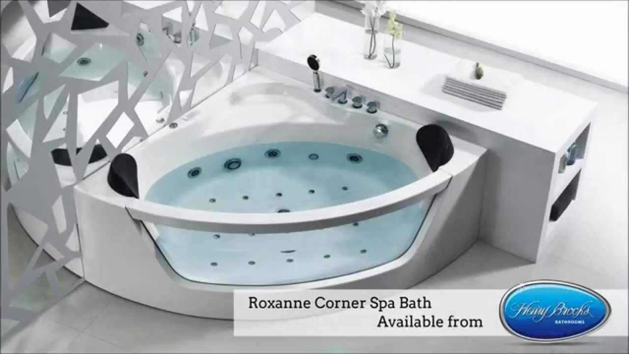 Henry Brooks Spa Baths - YouTube
