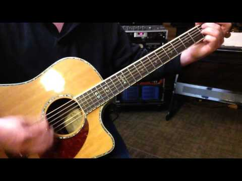 Herky Jerky - Open Cm Tuning - Key of C Natural Minor