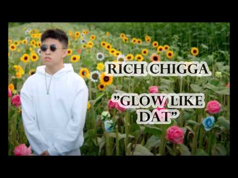 Rich Brian - Glow Like Dat Lyrics (Lirik Terjemahan Bahasa Indonesia) by IRAS ATIVON