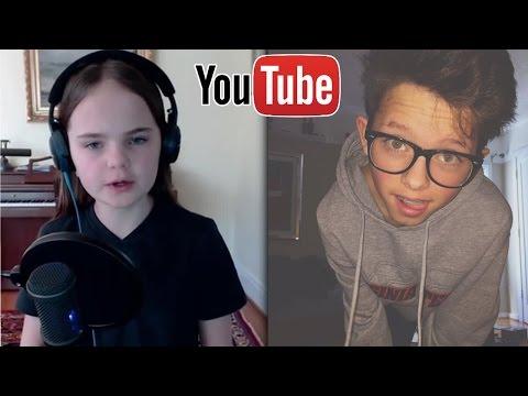 TOP 5 MOST HATED KIDS ON YOUTUBE ( Misha silenosti, Jacob Sartorius )