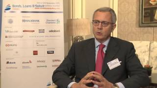 Interview with Massimo d'Eufemia from European Investment Bank