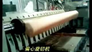 Wood Veneer Slicing Machine--bsy Company---bsyplywood@126.com
