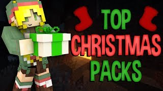TOP 3 CHRISTMAS PVP TEXTURE PACKS FOR MINECRAFT
