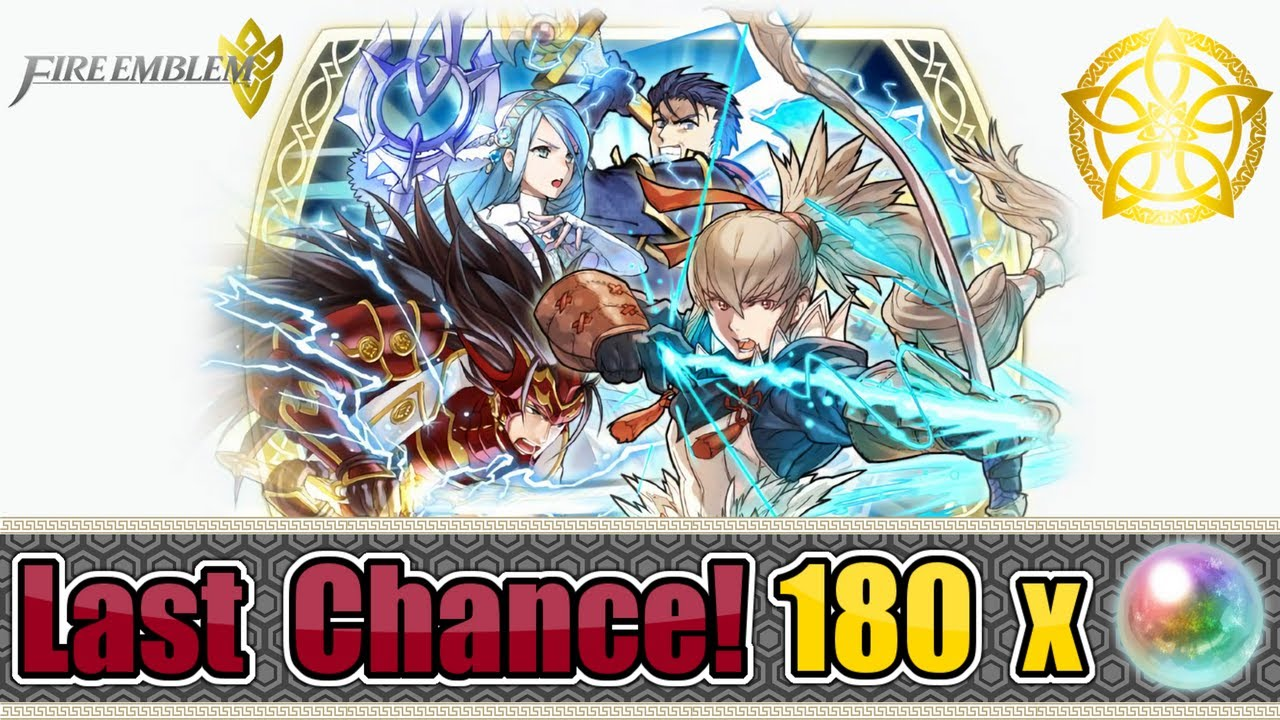 final summoning try - the hero arrives! |hero fest banner summoning