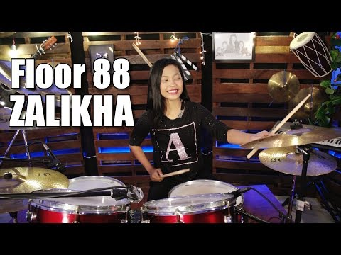 Floor 88 - Zalikha Drum Cover by Nur Amira Syahira