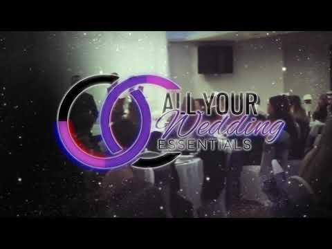 All Your Wedding Essentials Trailer Short