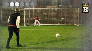 KSI and Eniola: Penalty Showdown | Rule'm Sports