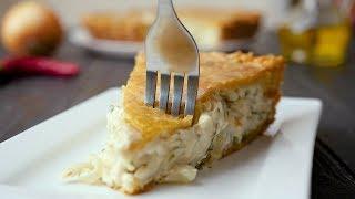 Пирог с луком - Рецепты от Со Вкусом