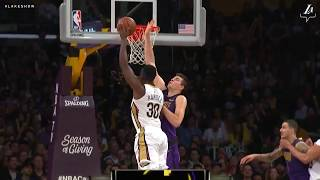 Ivica Zubac Highlights vs. Pelicans (12/21/18)