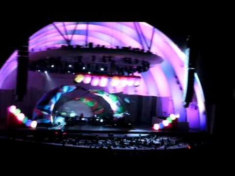 Animal Collective - Brothersport - Live @ The Hollywood Bowl 9-23-12 in HD