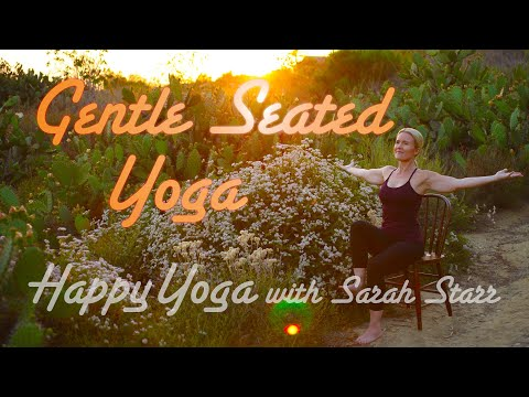 Gentle Seated Chair Yoga