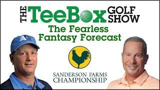 The TeeBox Fearless Fantasy Forecast: 2020 Sanderson Farms Championship