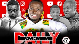 Sarkodie in new TR0UBLE, Achipalago new Song, Prez Mahama & More Wahala