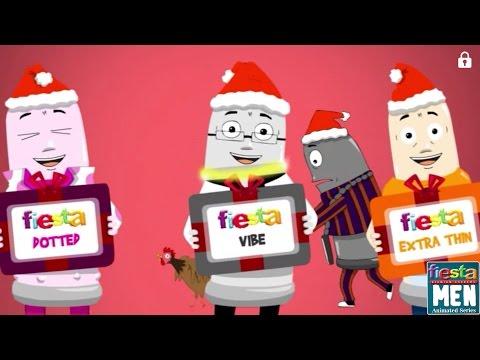 FiestaMen EP3: We wish you a Merry Christmas song