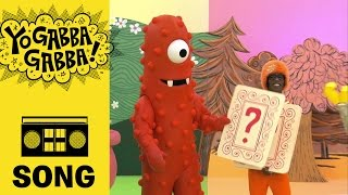 I Like to Dance (Animal Game Version) - Yo Gabba Gabba!