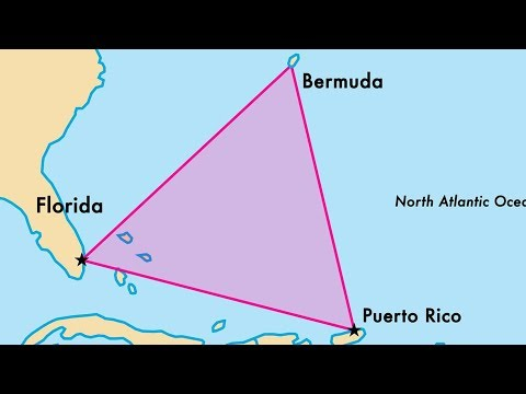The Strange Truth About The Bermuda Triangle