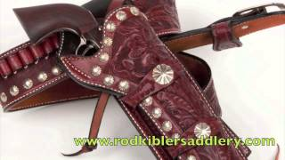 Favorite Holsters   Old West Cartridge Sixguns