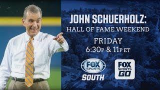 John Schuerholz: Hall of Fame Weekend on FOX Sports South