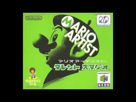 Mario Artist: Talent Studio - Enter the Catwalk -