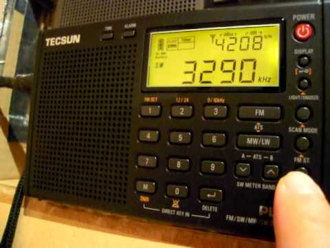 PNG NBC-Central on 3290kHz by PL-310